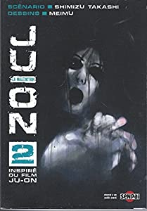 Ju-on Edition simple Tome 2