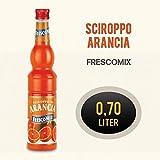 Sciroppo Arancia FrescoMix - Sirup Apfelsine- (0,70 Lt)