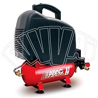 Vento om195–Portable Compressor 1.5HP–6Lt Compressed Air Red Line ABAC