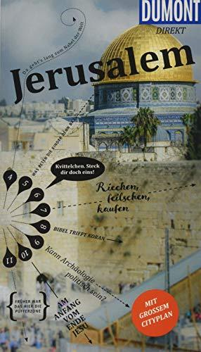 DuMont direkt Reiseführer Jerusalem: Mit großem Cityplan