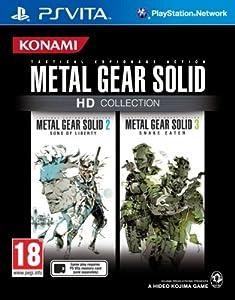 Metal Gear Solid HD Collection (PlayStation Vita) [Importación inglesa] de Konami