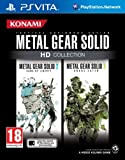 Metal Gear Solid HD Collection (PlayStation Vita) [Importación...