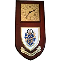 Cheshire Police Constabulary Wall Plaque & Clock