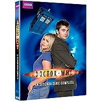 doctor who - season 02 (4 blu-ray) box set BluRay Italian Import