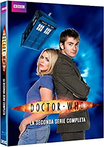 Doctor Who - Stagione 02 (4 Blu-Ray)