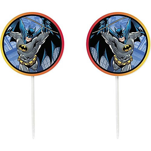 x Cupcake Toppers, Multicolor ()