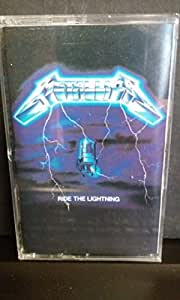 Ride the Lightning [Import allemand]