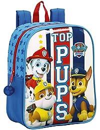 Preisvergleich für Safta Patrulla Canina Top Pups Schulrucksack, 27 cm, Blau (Azul)