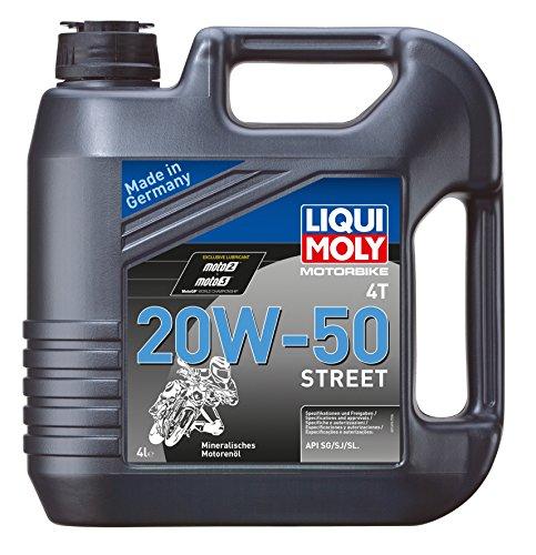 Liqui Moly 1696 Motorbike 4T 20W-50Street