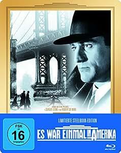 Es war einmal in Amerika Extended Cut Steelbook (exklusiv bei Amazon.de) [Blu-ray] [Limited Edition]