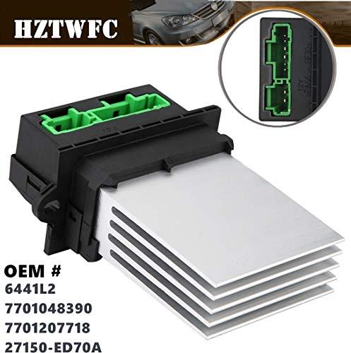 HZTWFC 7701048390 6441L2 MA959 Calentador Motor Resistencia