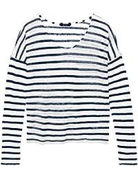 Gant Damen Blazer Baumwolle Jackett Unifarben, Größe: 40, Farbe: Blau