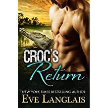 Croc's Return (Bitten Point Book 1) (English Edition)