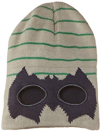Pumpkin Patch Hero Mask - Bonnet - Garçon Gris (Overcast)