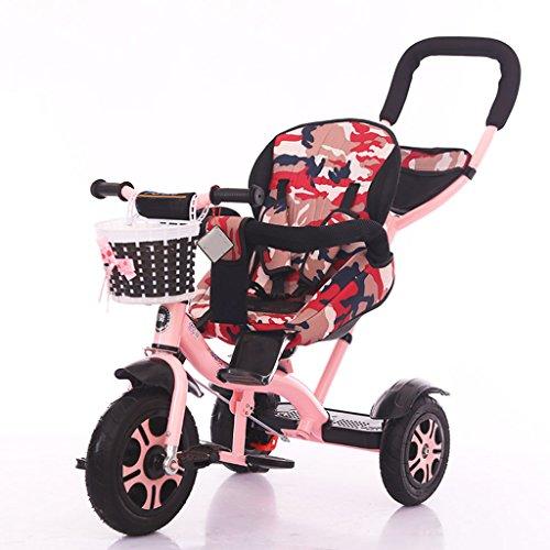 &Kinderwagen Kinder Dreirad Baby Kinder fahren auf Smart Design Foam Wheel (Farbe : 2#)