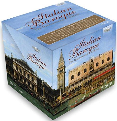 Italian Baroque:the Instrumental Edition