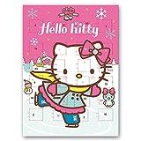 Hello Kitty Adventskalender 75g Schokolade