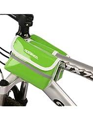 Bazaar ROSWHEEL tube avant de cadre de bicyclette sac double face