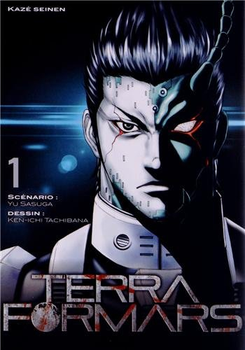Terra Formars Edition simple Tome 1
