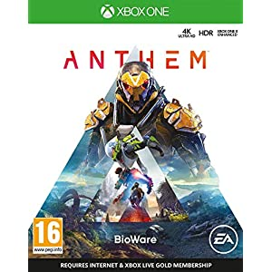 Electronic Arts – Anthem /Xbox One (1 GAMES)