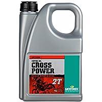 Motorex Cross Power 2T - 4 Liter 171-204-400 by Motorex