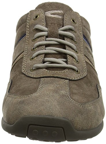 24 Braun Active Camel Sneakers Herren peat Space taupe brown Bqvqw64nZ