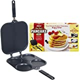 Perfect Pancake – Sartén para crepes y tortitas, superficie antiadherente.