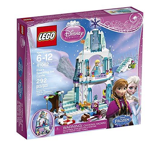 Lego 41062 - Disney Princess-Elsa's funkelnder Eispalast