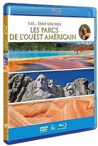 Antoine - Iles... était une fois - Les parcs de l'ouest américain [Combo Blu-ray + DVD]