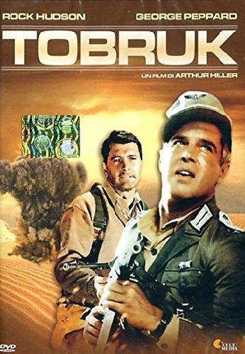 Die Kanonen von Tobruk / Tobruk (1967) ( ) [ Italienische Import ]
