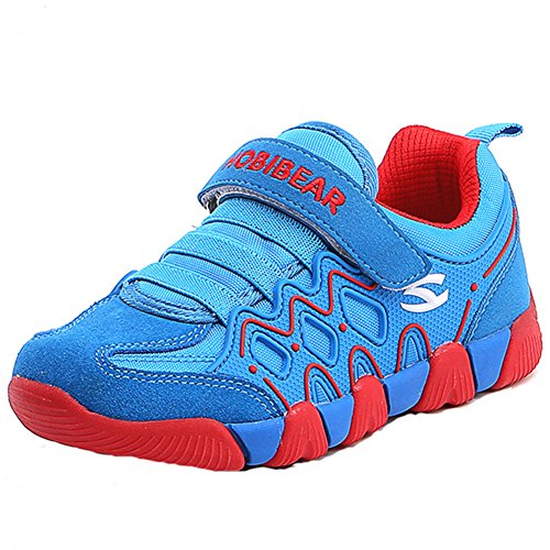 ukStore enfant Chaussures de Sport Course Baskets Basses Sneakers Casual Outdoor Running Tennis Chaussure de Walking Shoes pour Garçon Fille