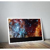 Impresión de Rick y Morty, Galaxy A5 5,8 x 8,3 pulgadas