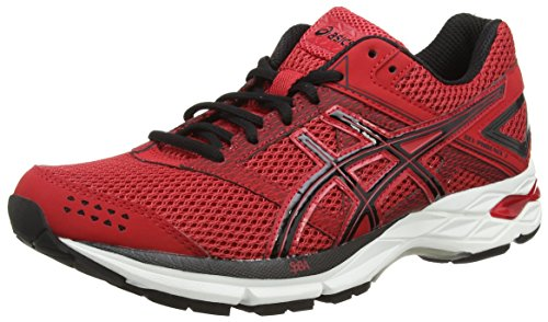 Asics Gel-Phoenix 7, Chaussures de Running Compétition Homme Rouge (racing Red/black/silver 2390)