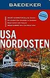 Baedeker Reiseführer USA Nordosten: mit GROSSER REISEKARTE