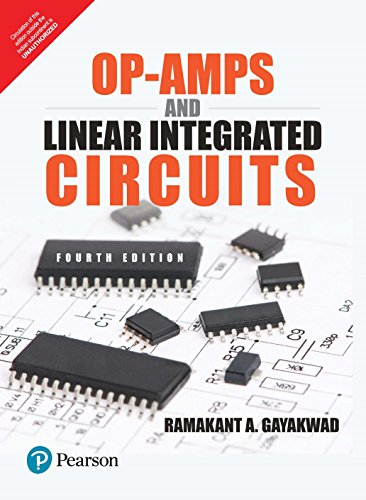 Op-Amps And Linear Integrated Circuits, 4Th Edn