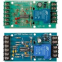 BIlinli DC 12V Controlador de Nivel de líquido Sensor de Nivel de Agua Interruptor del Sensor