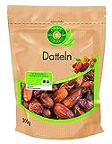 CLASEN BIO Datteln 3er-Pack 3x200g-Beutel entsteint vegan, ohne Stein, biologisch hergestellt