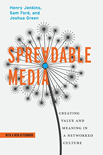 Pdf download spreadable media creating value and meaning in a spreadable media creating value and meaning in a networked culture postmillennial pop fandeluxe Gallery