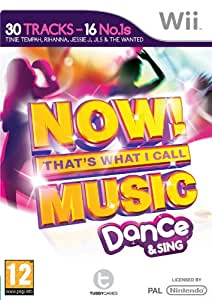 Now that's what I call music : dance and sing