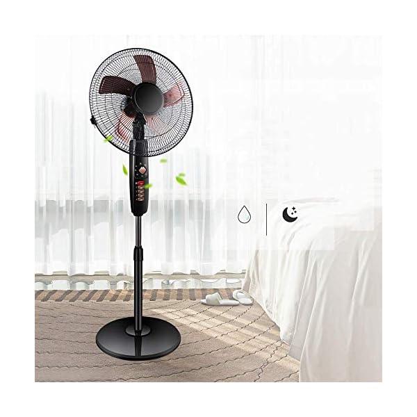 Ventiladores de piso para el hogar, ventilador de piso
