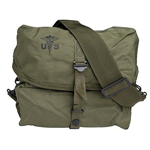 G8DS® US Medical Kit Bag Sanitäter Army bag Tasche Umhängetasche oliv