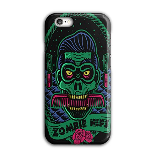 Rose Hipster Cool Zombie Hipster Spaß iPhone 6 / 6S Hülle | Wellcoda (Thriller Zombie Kostüm)