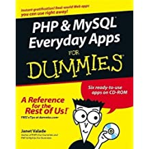 PHP and MySQL Everyday Apps For Dummies 1st edition by Valade, Janet (2005) Paperback