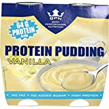Body Performance Nutrition - Protein Pudding (Vanille) 4x150g