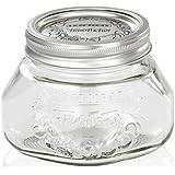 Leifheit Preserve Jar Set, 500ml, Set of 6