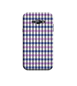 Ebby Premium Back Cover For Samsung Galaxy J1