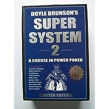 Super System 2 by Doyle Brunson (2005-11-25)