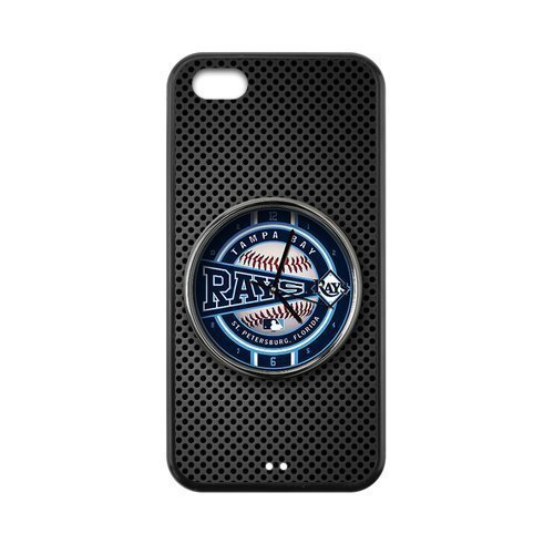 Custom Tampa Bay Rays Back Cover Case for iphone 5C JN5C-242