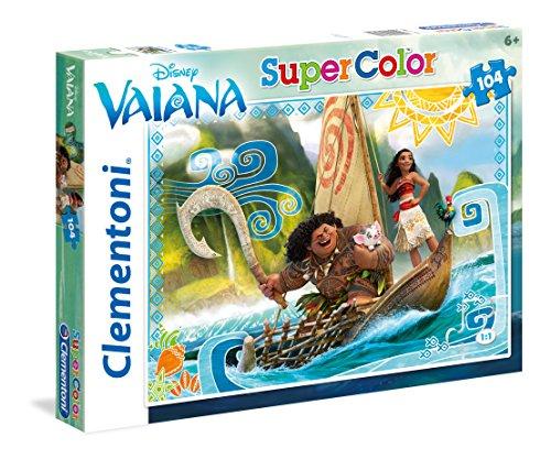 Preisvergleich Produktbild Clementoni 27965.4 - 104 T Vaiana, Puzzle