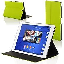"""Forefront Cases® Nueva Funda Case Cover Protectora Plegable para Sony Xperia Z3 8.0 Tablet Compact 8"""" – Protección completa del dispositivo y función automática inteligente de Suspensión/Encendido"""
